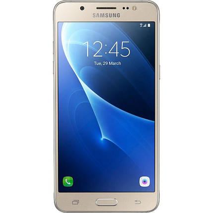 Смартфон Samsung J510H Galaxy J5 (2016) (Gold) UA-UСRF, фото 2