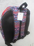 Качественный и удобный рюкзак с стильным принтом, фото 2