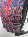 Качественный и удобный рюкзак с стильным принтом, фото 3