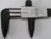 Измерительная линейка (штангенциркуль) для балансировочного станка BRIGHT