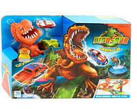 "Трек с запуском ""Динозавр. Поймай тачку"" 8899-91 длина трека 60 см, YNA/00-51"