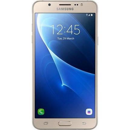 Смартфон Samsung J710F Galaxy J7 (Gold) UA-UСRF, фото 2