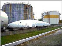 Газгольдер мягкий для систем рекуперации 25 м.куб.