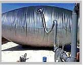 Газгольдер мягкий для систем рекуперации 15 м.куб., фото 1