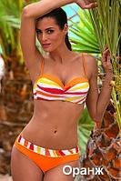 Оранжевый  купальник Carlotta от польского производителя TM Marko