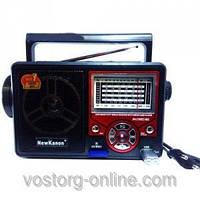 Приемник NewKanon KN-210REC-MIC, +фонарик ,+диктофон, радиоприемники, походные радио