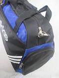 Стильная спортивная мужская сумка Adidas, фото 2