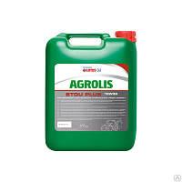 Масло моторное Lotos AGROLIS STOU PLUS SAE 10W-30 17кг