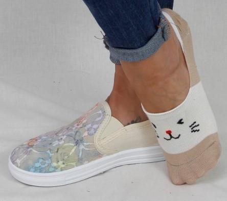 Носки невидимки для летней обуви маст хев