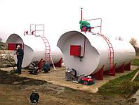 Пуско-наладка мобильных и контейнерных АЗС