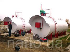 Пуско-наладка мобільних і контейнерних АЗС