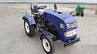 Мототрактор Булат Т 240 с фрезой (24 л.с., ременной, 4 х 2, 1 цилиндр, колеса 4-14 / 7.50-16 ) (Б/У)