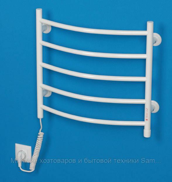 Электрический полотенцесушитель Теплый Мир (Овал)