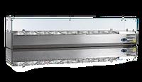Витрина для топпинга TEFCOLD VK38-200