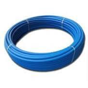 Труба ПЕ 10 атм. 50х3.7 синяя
