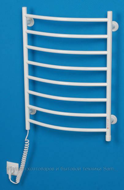 Электрический полотенцесушитель Теплый Мир (Овал Плюс)