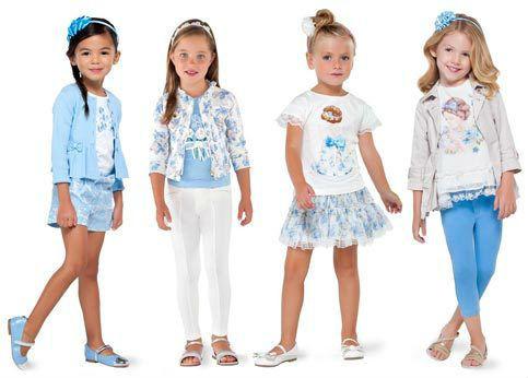 Одежда для девочек оптом