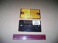 Световозвращатель МАЗ желтый (Производство Руденск) 3212.3731