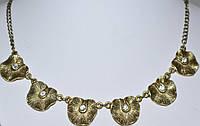 Колье, антична бронза 145_15