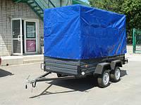 Прицеп легковой Лев-300, двухосный, 1500 кг