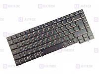 Оригинальная клавиатура для ноутбука Asus Z83Sv, Z83T, Z83U, Z83V, Z91, Z9100E series, black, ru, шлейф вправо