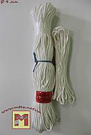 Шнур капроновый вязаный Ø 4 мм.