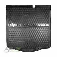 Avto-Gumm Резиновые коврики в багажник Ford Focus (2011>) (Седан) (с докаткой)