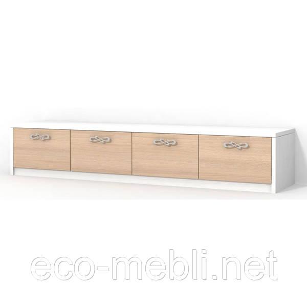 Тумба РОНДО 2400х550х460  Luxe Studio