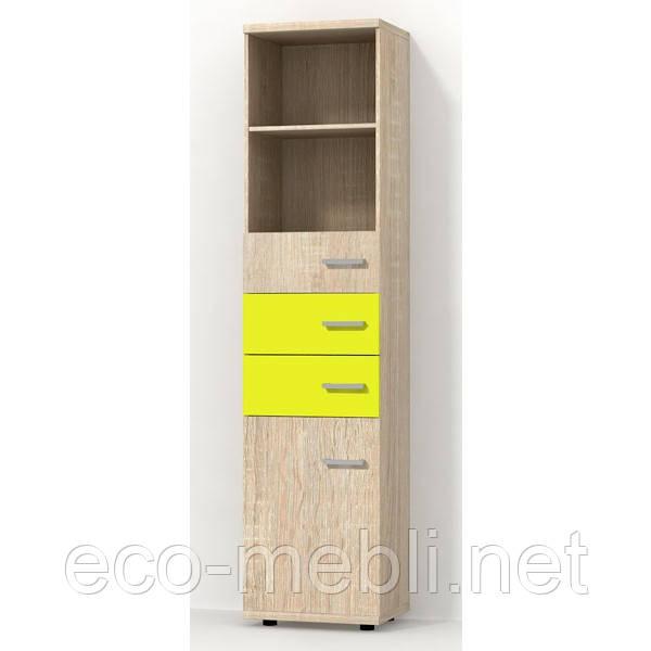 Пенал 400 * 400 * 2100 ГЛАМУР  Luxe Studio