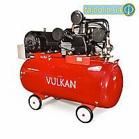 Компрессор ременной Vulkan IBL3080D ( 670 л/мин, 270 л)