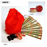 Деревянное Лото в пакете B08878