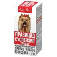 """Суспензия сладкая """"Празицид"""" для взрослых собак (Апи-Сан) 10мл"""