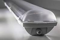 Герметичный светильник Bioledex DOLTA-EVG с электронным ПРА для 2-х труб T8/G13 150см