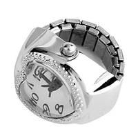 Минии часы кольцо Сильвер