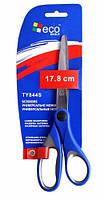 Ножицы с резиновыми вставками 17.8см EAGLE-TY844