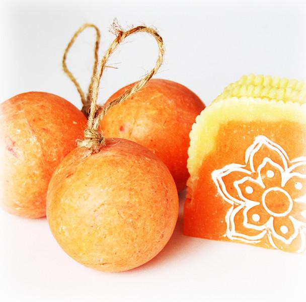 Плодово-ягодное, цитрусовое мыло