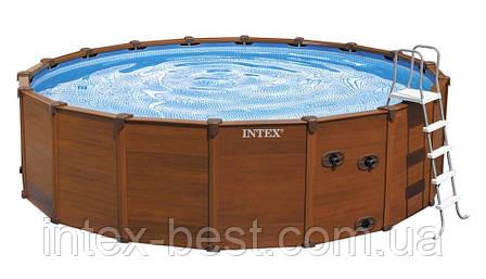 Каркасные бассейны INTEX SEQUOIA SPIRIT 54464 (508 х 124см. ) полная комплектация+хлорогенератор, фото 2