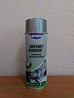Очиститель электроконтактов Presto (400 мл.)
