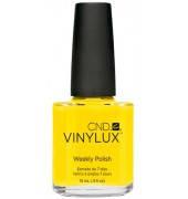 Лак для ногтей CND Vinylux Bicycle Yellow 15мл