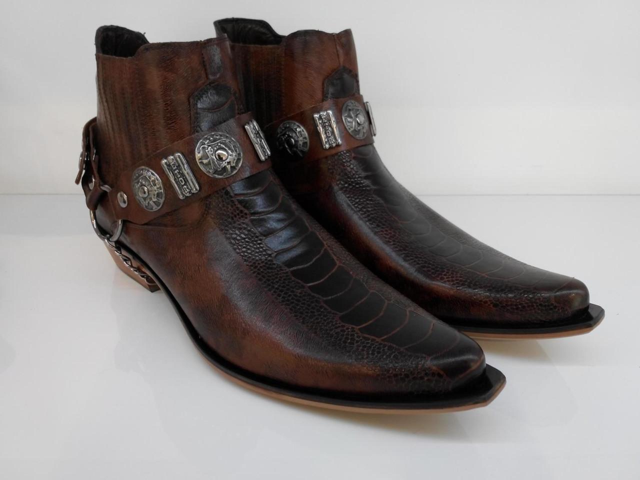 Казаки Etor 65-884-1641 38 темно-коричневый