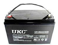 Аккумулятор  BATTERY GEL. 12V 100A