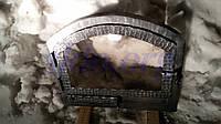 Индивидуальное производство каминных дверей со стеклокерамикой, фото 1