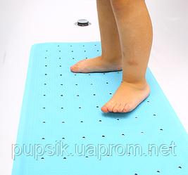 Антискользящий коврик для ванной AquaBaby