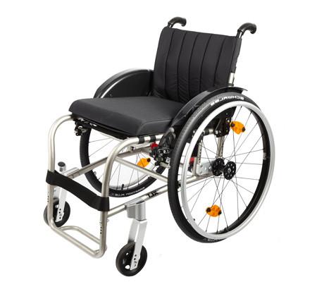 Інвалідні коляски та комплектуючі