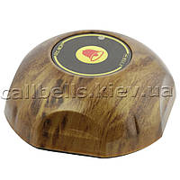Кнопка вызова официанта и персонала HCM350B Wood