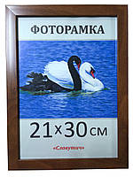 Фоторамка пластиковая 21х30, рамка для фото 2216-83