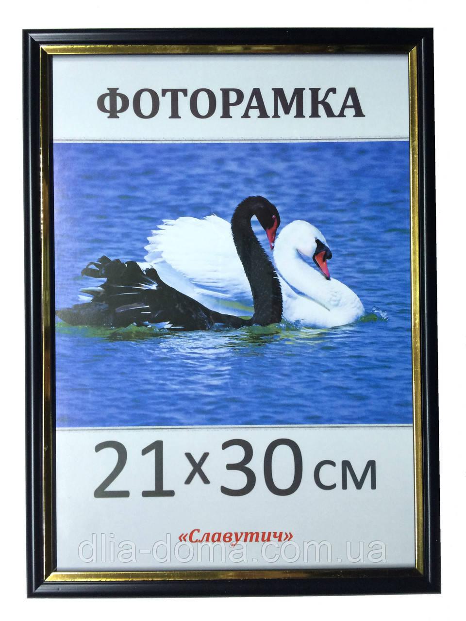 Фоторамки пластиковые 21х30, рамка для фото 1512-103