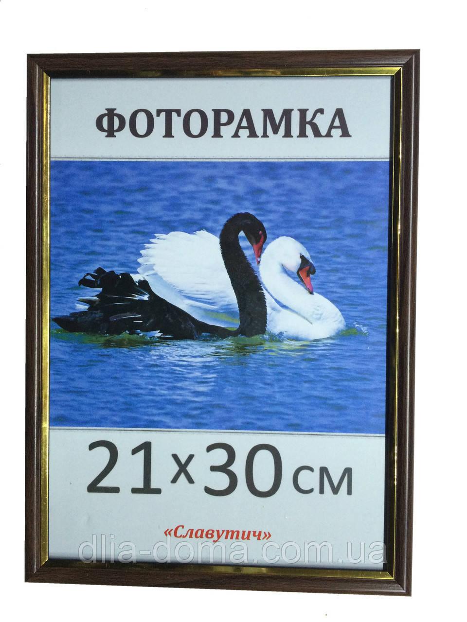 Фоторамки пластиковые 21х30, рамка для фото 1512-160