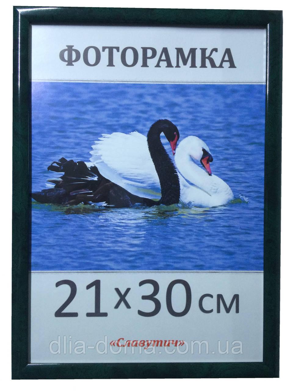 Фоторамка пластиковая 21х30, рамка для фото 1411-8