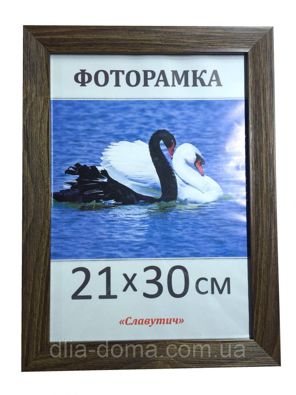 Фоторамки пластиковые  21х30, рамка для фото 2712-97